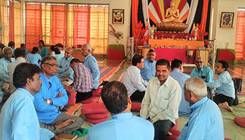 India Dhamma Trust: what are we doing